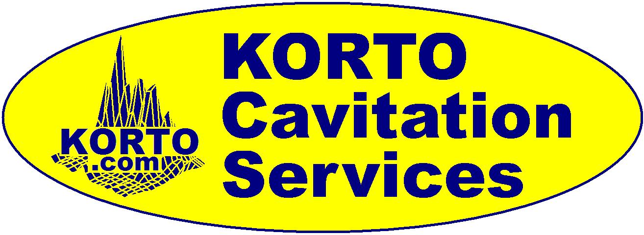 The Korto banner on the conference site presents Korto as a sponsor.