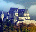 Castle Vianden shares its name with the largest hydopower plant in Luxembourg and the largest pump storage plant in Europe.